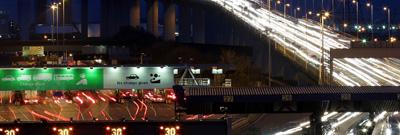 Nuevo sistema de seguridad de tráfico en el Dartford Crossing