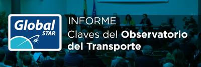 Informe Global STAR: Claves del Observatorio del Transporte