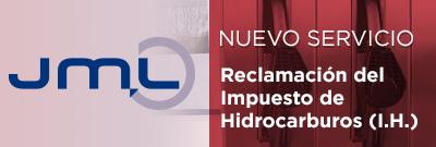 JML: Reclamación del Impuesto de Hidrocarburos