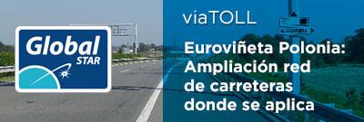 Peajes Polonia: Ampliación red viaTOLL