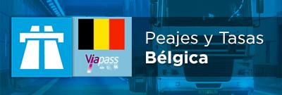 Peajes y Tasas en Bélgica: Inicio del sistema